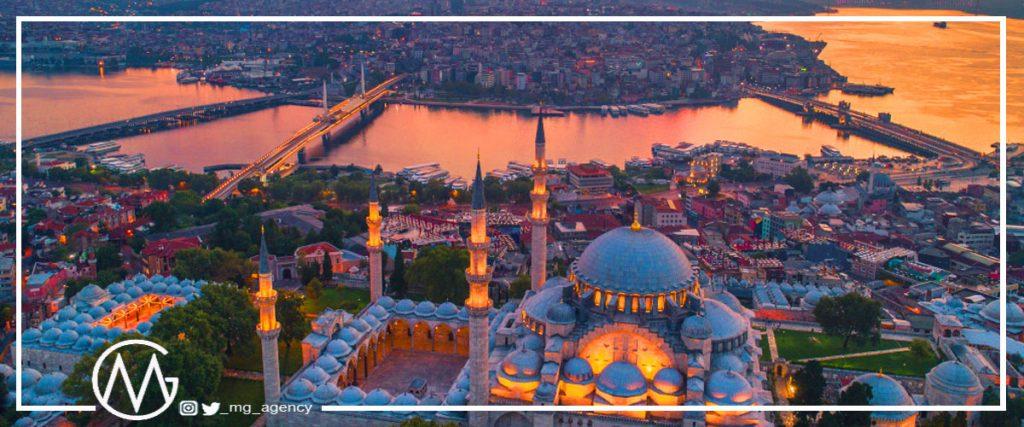 جولة اسطنبول المدينة